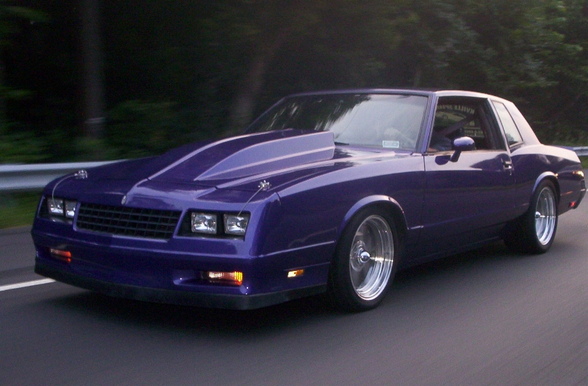 SickSpeedMonte - A 6-speed and (one day) twin turbo Monte ...